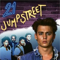 21 Jumpstreet t.v. series - Loved it back in the day!