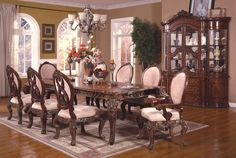 57 best formal dining tables images dining table chairs dining rh pinterest com