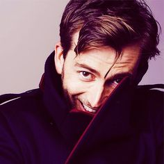 David Tennant (the 10th Doctor) is my future ex husband. GORGEOUS!
