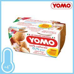 Yogurt naturale 0,1% grassi con latte di mandorla. Conf.2xgr125 a soli € 0,59!!