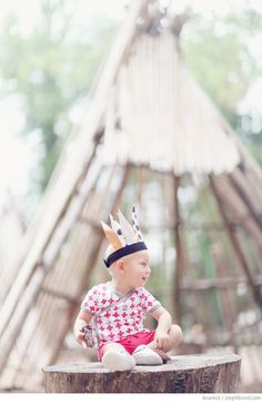 Bondville: Hip-as Anarkid organic baby wear at Small to TALL; I want to make this feather headband!