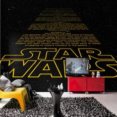 Graham /& Brown Papier peint Star Wars Cartoon Collection Kids at Home 456 70