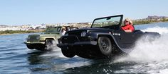 WaterCar Panther – An Amphibious Vehicle That Looks Like A Jeep, $135000 #luxury #rides