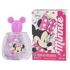 Minnie Mouse By Disney Edt Spray 3.3 Oz (new Packaging)