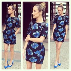 We are loving @catt sadler floral dress! Visit liketoknow.it to register and get her Instagram looks to your inbox. http://liketoknow.it/5wm