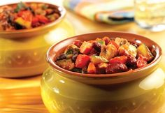 Campbell's Two Bean Vegetable Chili Recipe