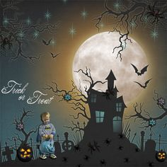 Happy Haunting collection by Studio Flergs http://www.sweetshoppedesigns.com/sw...700&page=1