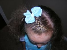 Picture Day Hair-Hairstyle For Pictures! Hairstyle for picture day Princess Hairstyles, Little Girl Hairstyles, Cute Hairstyles, Braided Hairstyles, Hair Due, Her Hair, Picture Day Hair, Hair Pictures, Braid Styles