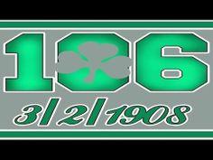 106 χρόνια Παναθηναϊκός Αθλητικός Όμιλος (sopist2007) - YouTube Logos, Youtube, Life, Heart, Sports, Hs Sports, Logo, Sport, Youtubers