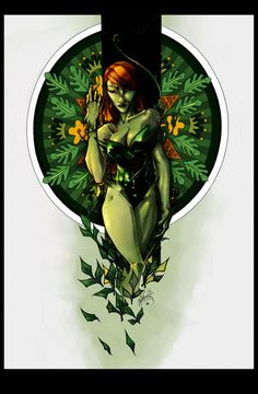 Poison Ivy Artwork