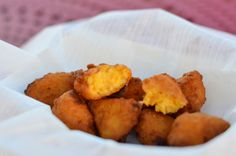 Fried Macaroni & Cheese Bites (Disney's Boardwalk)
