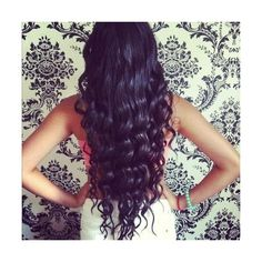 black curly hair Hairstyles and Beauty Tips ❤ liked on Polyvore featuring beauty products, haircare, hair styling tools, hair, hairstyles, beauty, hair styles and curly hair care