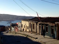 Chile, Mexico, Street View, World, Landscapes, Maps, Cool Stuff, Old Houses, Antique Photos