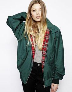 ASOS Reclaimed Vintage Harrington Jacket