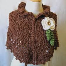 Image result for capelet made with felt