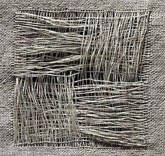 Discover thousands of images about Design - Textildesign, Pude kollektion, Butiksdesign, Udstilling Textile Texture, Textile Fiber Art, Fabric Textures, Texture Art, Textures Patterns, Art Grunge, Weaving Textiles, Fabric Manipulation, Weaving Techniques