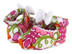 Vera Bradley Mary Jane Soft Shoes (Infant)