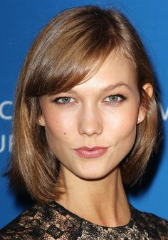 HAIR: The 'in-betweener' is set to be huge this season after stars such as Karlie Kloss showcased a look that's 'neither bob nor long', said Errol Douglas MBE.