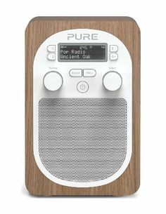 Pure Evoke D2 Portable DAB/FM Radio - Oak by Pure, http://www.amazon.co.uk/dp/B00FYQRK1W/ref=cm_sw_r_pi_dp_-Prwtb03V4G7V