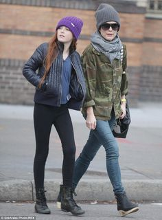 Liking the purple hat and troopa boots!