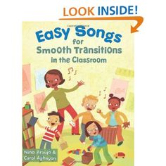 Easy Songs for Smooth Transitions in the Classroom: Nina Araújo & Carol Aghayan