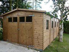 Image result for wooden garage