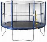 Infinity Trampolines is a trampoline expert, making and selling nothing.  https://www.infinitytrampolines.com/