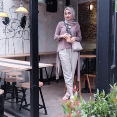 Hijab Casual, Hijab Chic, Hijab Dress, Hijab Outfit, Ootd Hijab, Muslim Fashion, Modest Fashion, Islamic Fashion, Fashion Dresses