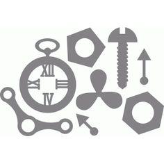 Silhouette Design Store - Search Designs : steampunk