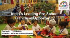 India's Leading Pre School Franchise Opportunity