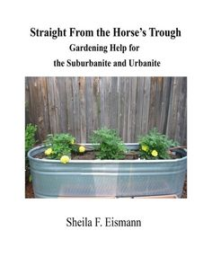 Straight from the Horse's Trough by Sheila F. Eismann