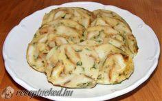 Szalvétagombóc recept fotóval Zucchini, Vegetables, Food, Meal, Essen, Vegetable Recipes, Hoods, Meals, Eten