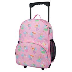 dbf1fac983 Olive Kids Fairy Princess Rolling Luggage - 85417