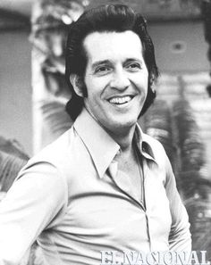 Pedro Martínez, mejor conocido como Jorge Félix, actor cubano-venezolano.12-03-1975. (ARCHIVO / EL NACIONAL).