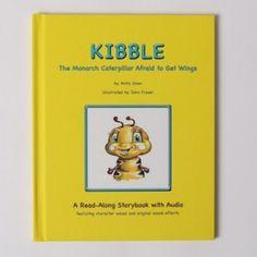 Kibble - An Illustrated Children's Book Monarch Caterpillar, Read Aloud Books, Monarch Butterfly, Historical Fiction, Beautiful Butterflies, Great Books, Childrens Books, Literacy, Literature
