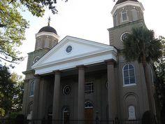 Charleston: First Presbyterian Church