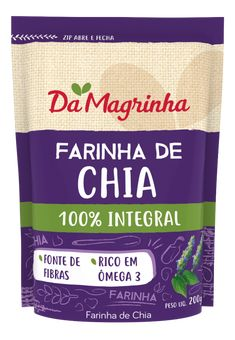 FARINHA DE CHIA 100% INTEGRAL Quinoa, Cookies, Drinks, Food, Lean Body, Productivity, Crack Crackers, Drinking, Biscuits