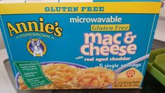 Mac and Cheese Gluten Free