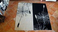 """Sardinian rugs """"Pappo"""" design Theo Gallino"""