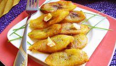 Surinaams eten – Gebakken Banaan (Surinaams zoet fruitig bijgerecht)