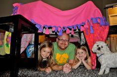 Family Fort Night King Of Prussia, Pennsylvania  #Kids #Events