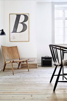 Blonde floorboards?
