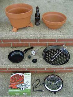 Build Your Own Backyard Smoker