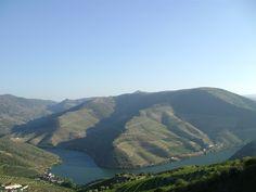 Resultado de imagem para Mirador São Salvador do Mundo, São João da Pesqueira Douro, Salvador, Portugal, River, Outdoor, Spain, The World, Norte, Savior