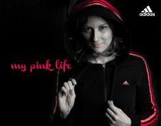 My Pink Life - #addidas #style #sport #woman
