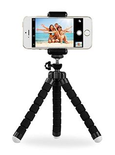 The  Digital Phone Tripod, Portable And Adjustable Camera Stand Holder With Bluetooth Remote And Universal Clip For iPhone, Android Phone, Cam And Sports Camera Go Pro, Self Timer For Selfie  is without doubt one of the good, inexpensive product you can stumble on Amazon. I'm certain you've hea...