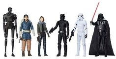 """Star Wars Rogue One Action Figure 12"""" 6-Pack  https://api.shopstyle.com/action/apiVisitRetailer?id=603618966&pid=uid8100-34415590-43"""