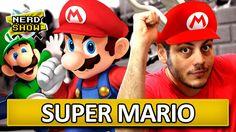 Super Mario - Maldita fase da água! - Nerd Show