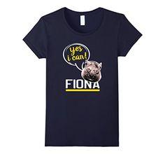 Women's Fiona The Hippo Preemie Baby Hippo Fiona Motivati...