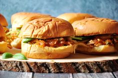 Recipe of the Day: Pulled BBQ Chicken Sandwiches